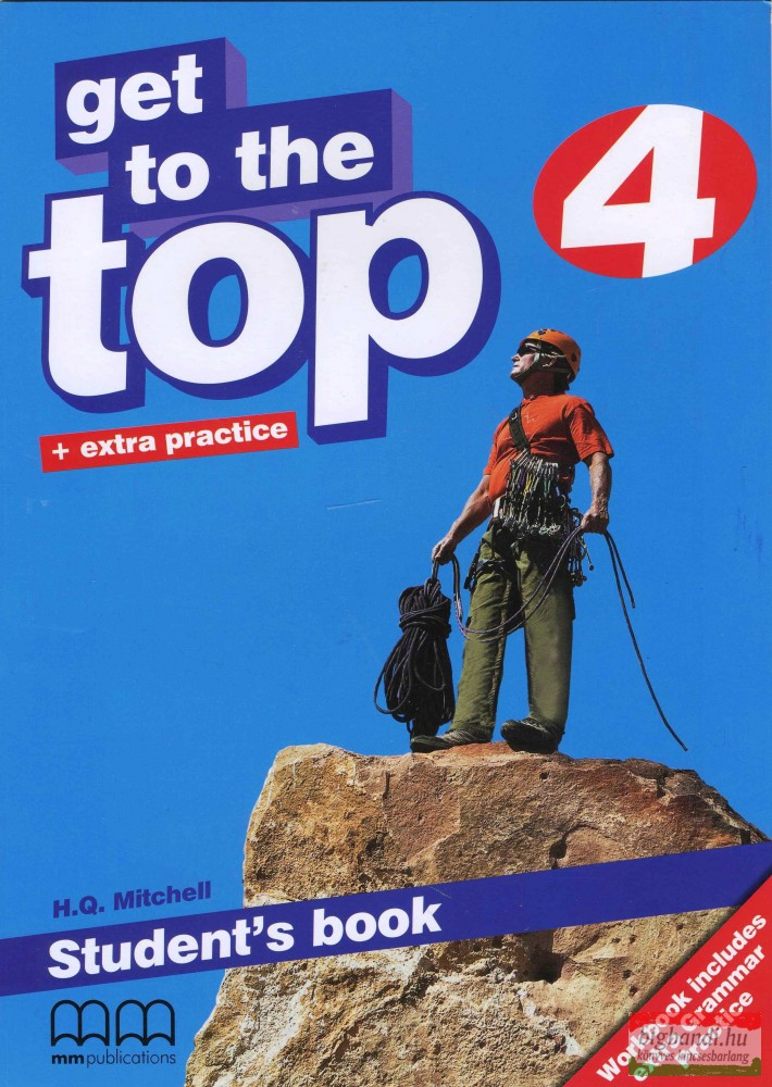 Get to the Top 4 Student's book