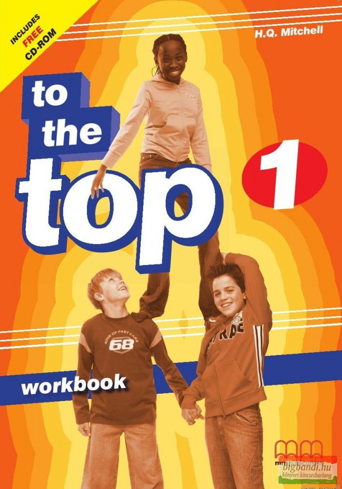 To the Top 1 Workbook (incl. CD-ROM)