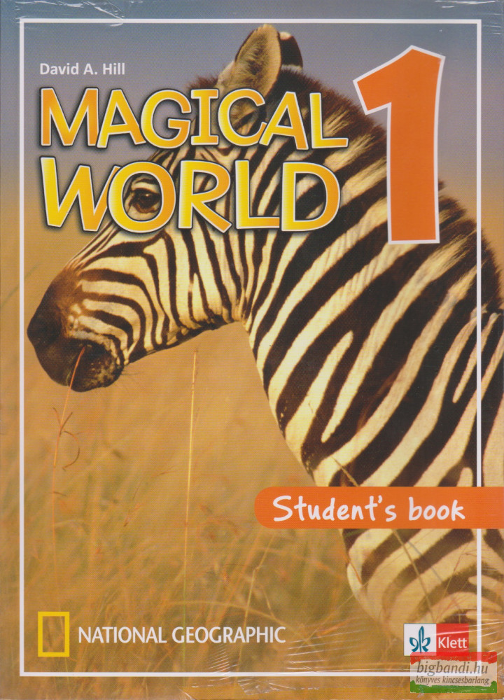 Magical World 1. student's book
