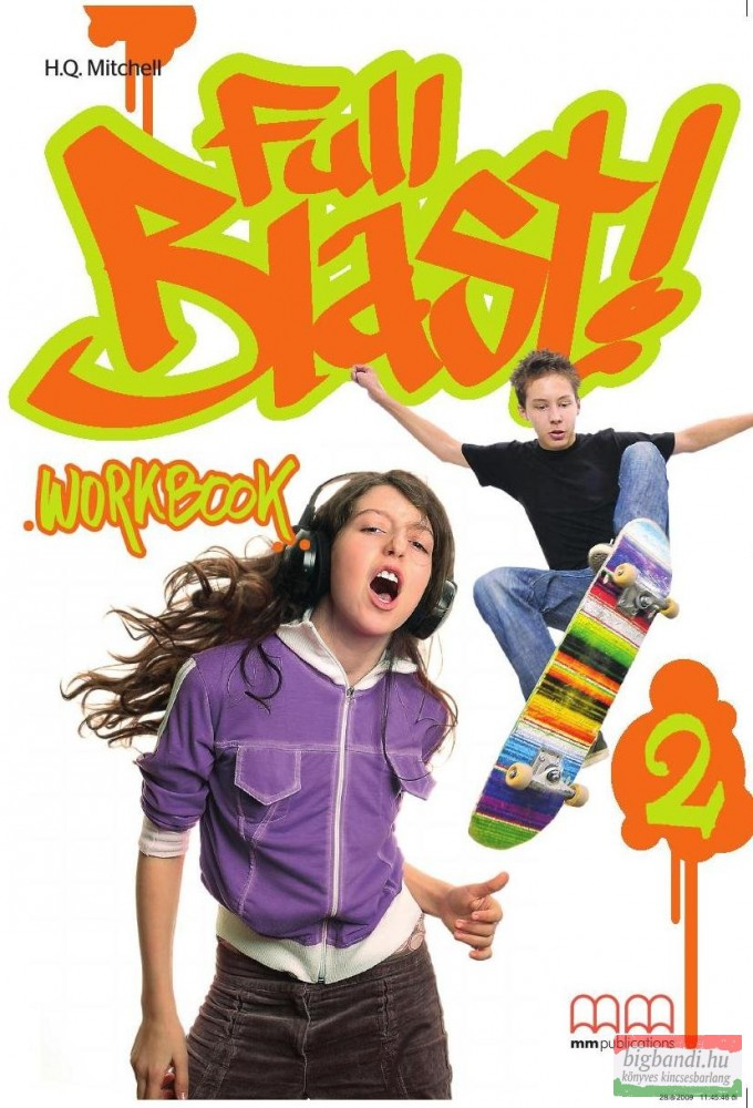 Full Blast 2 Workbook