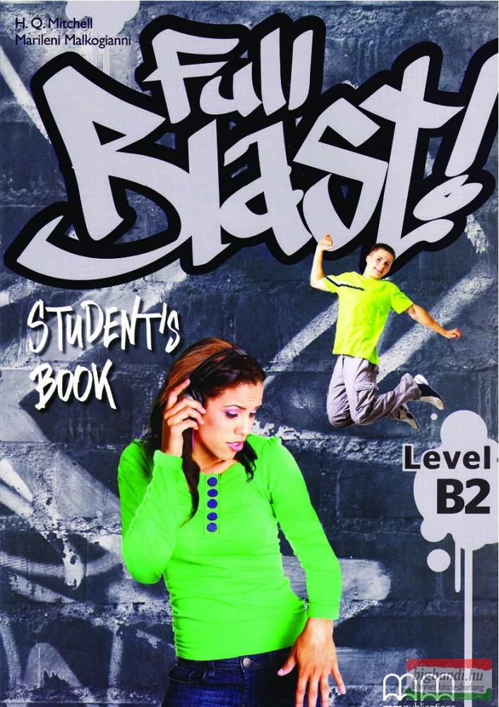 Full Blast B2 Student's book