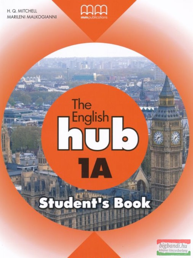 The English Hub 1A Student's book