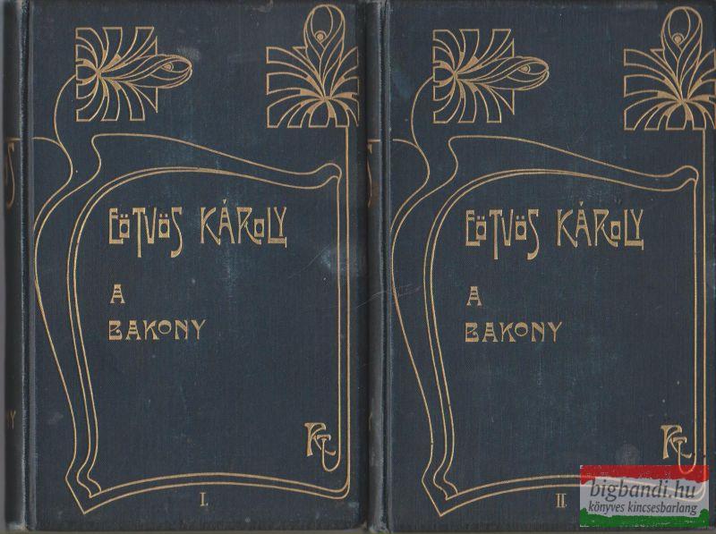 A Bakony I-II.
