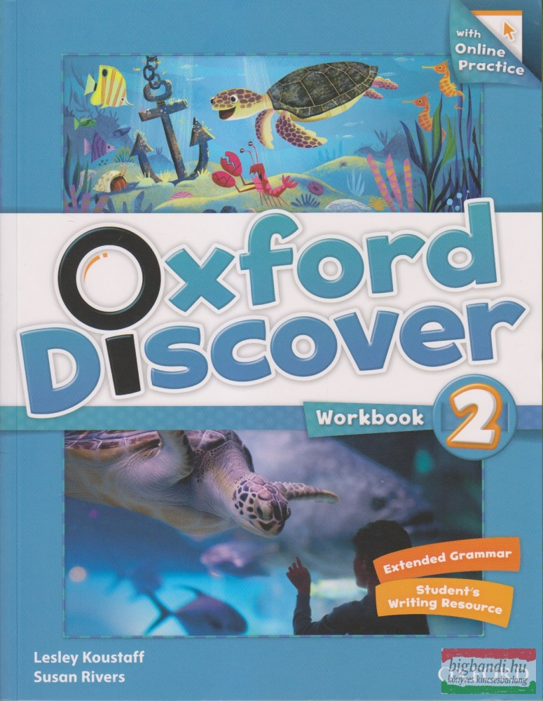 Oxford Discover 2. Workbook with Online Practice