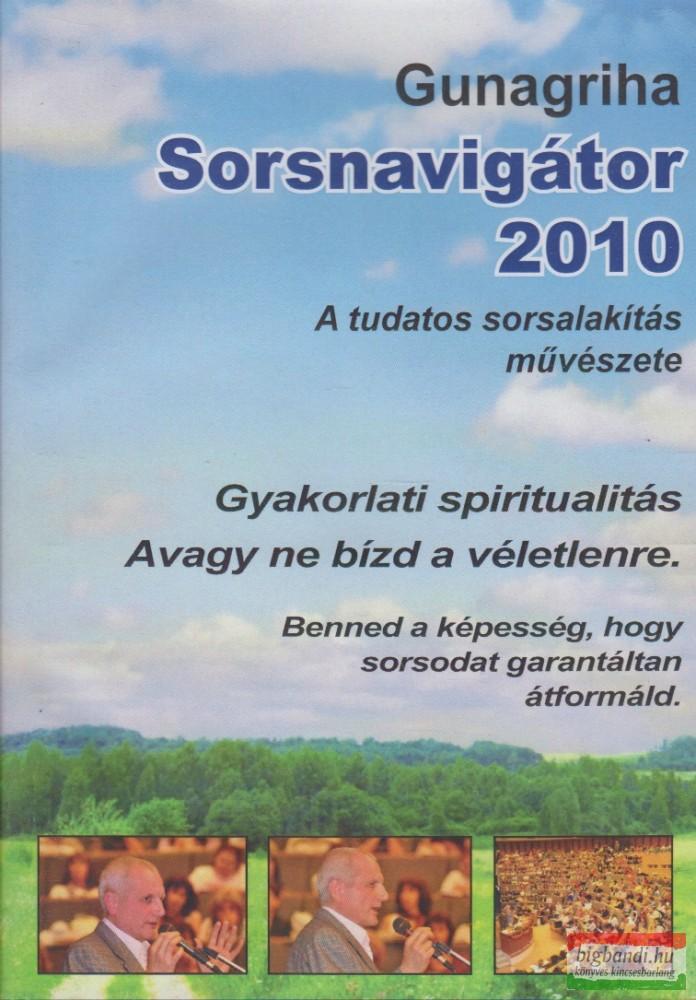 Sorsnavigátor - Gunagriha előadása a 2010-es budapesti Természetgyógyász Fesztiválon