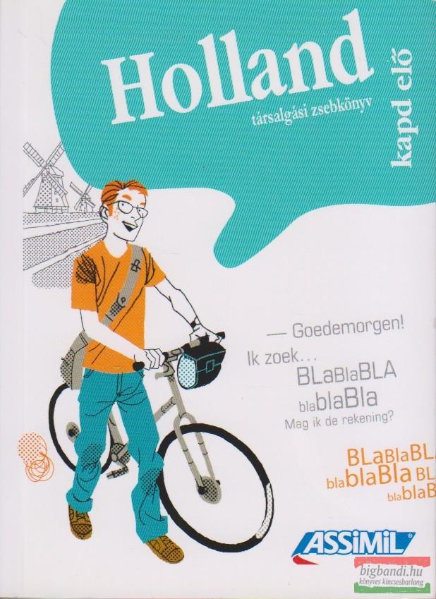 Holland kapd elő