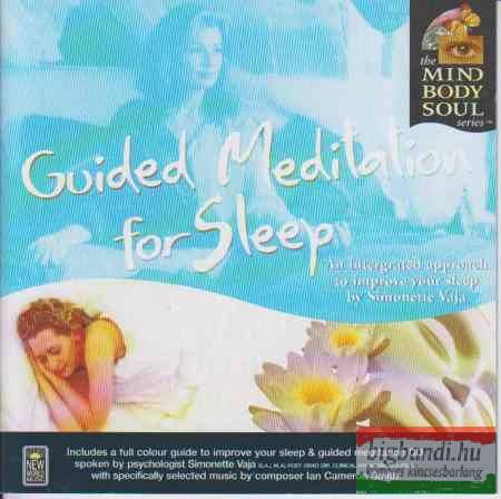 Guided Meditation for Sleep CD