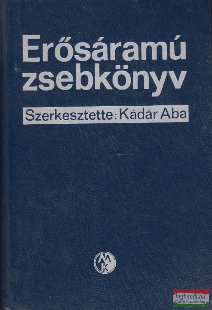 Erősáramú zsebkönyv