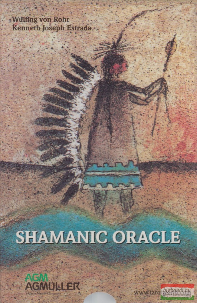 Shamanic Oracle - With Cards