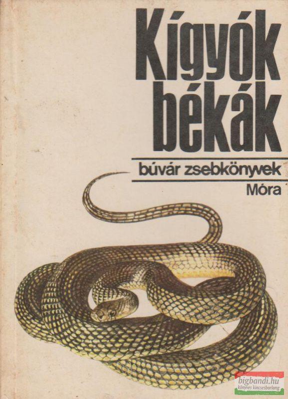 Kígyók, békák