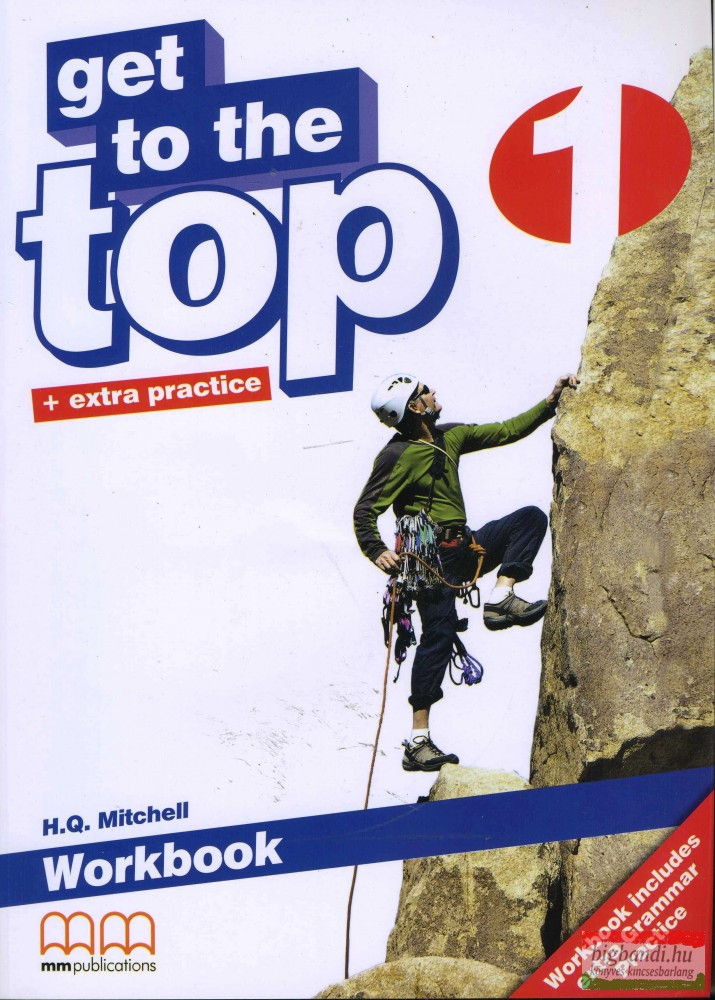 Get to the Top + extra practice 1 Workbook (incl. CD-ROM)
