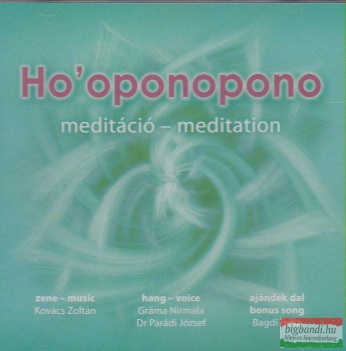 Ho'oponopono meditáció CD