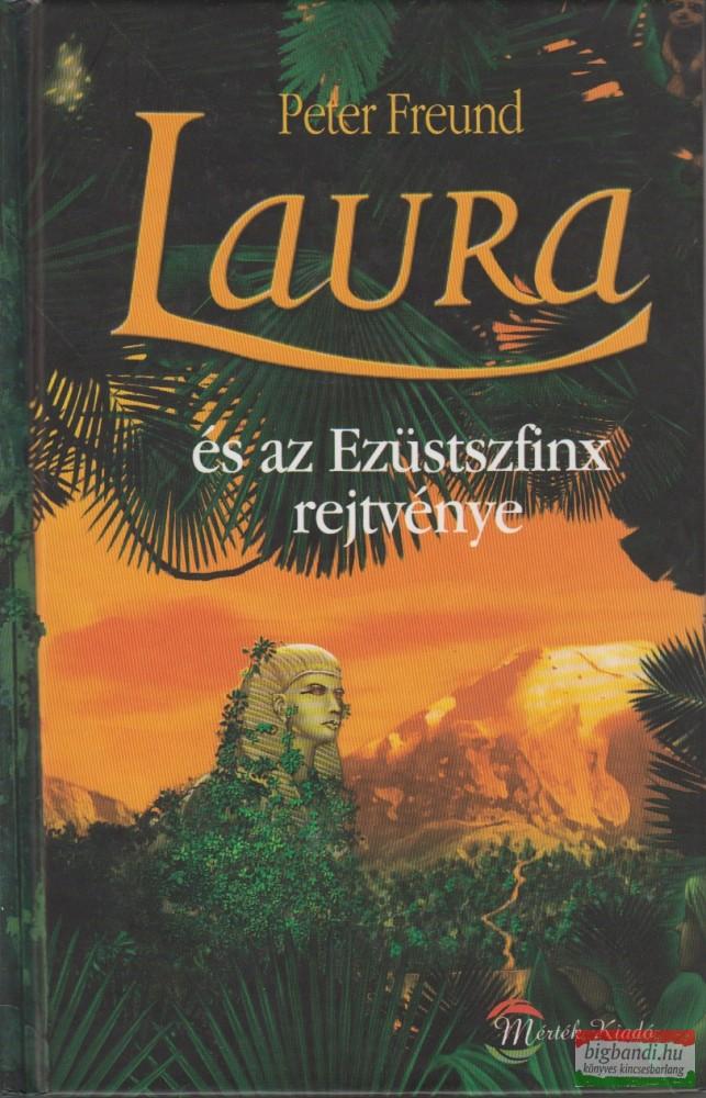 Laura és az Ezüstszfinx rejtvénye