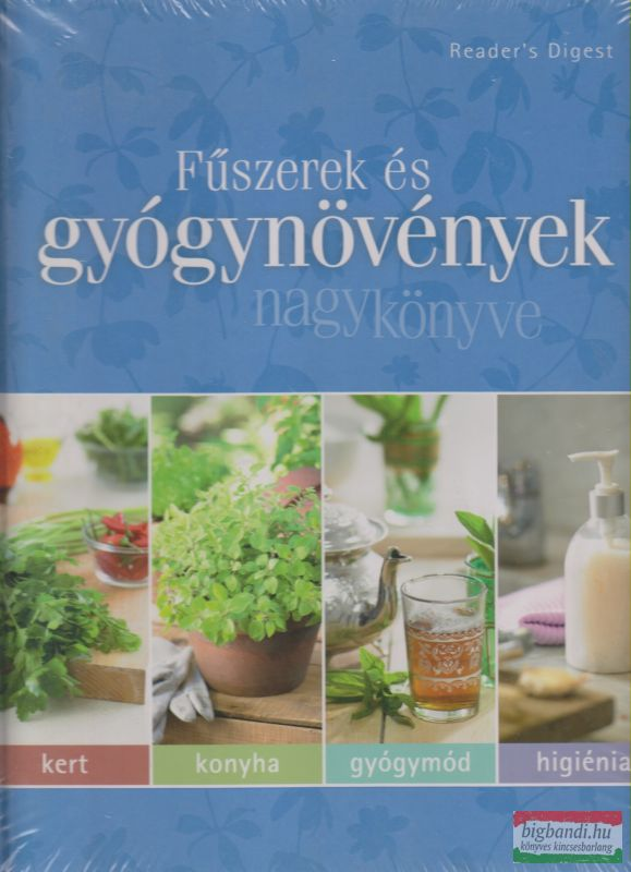 Fűszerek és gyógynövények nagykönyve