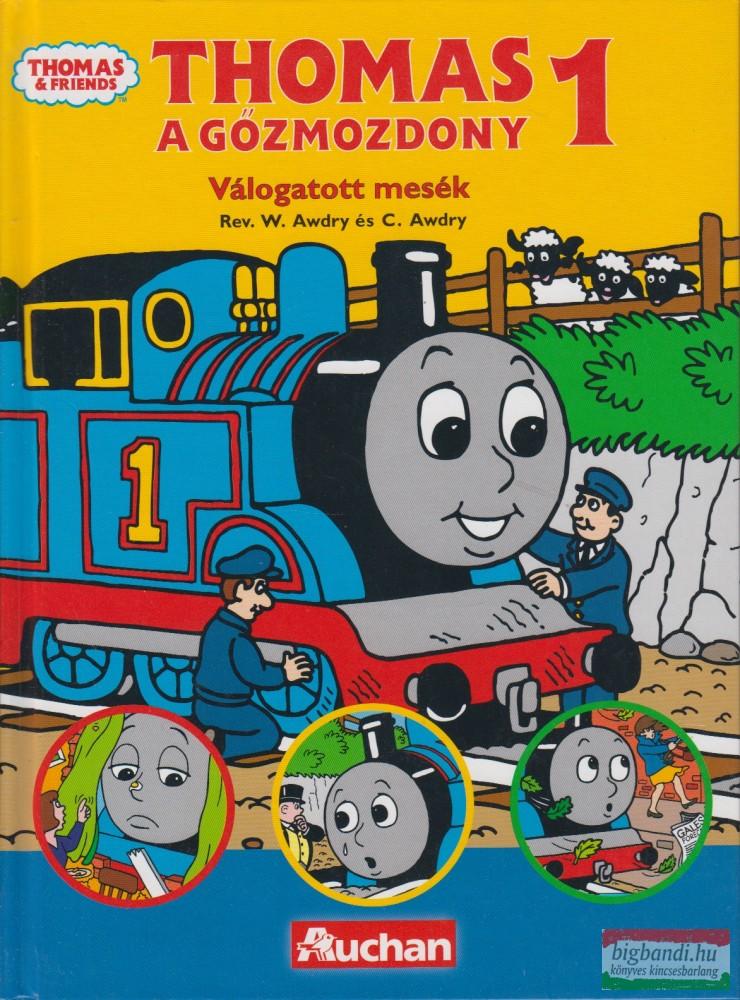 Thomas a gőzmozdony 1.