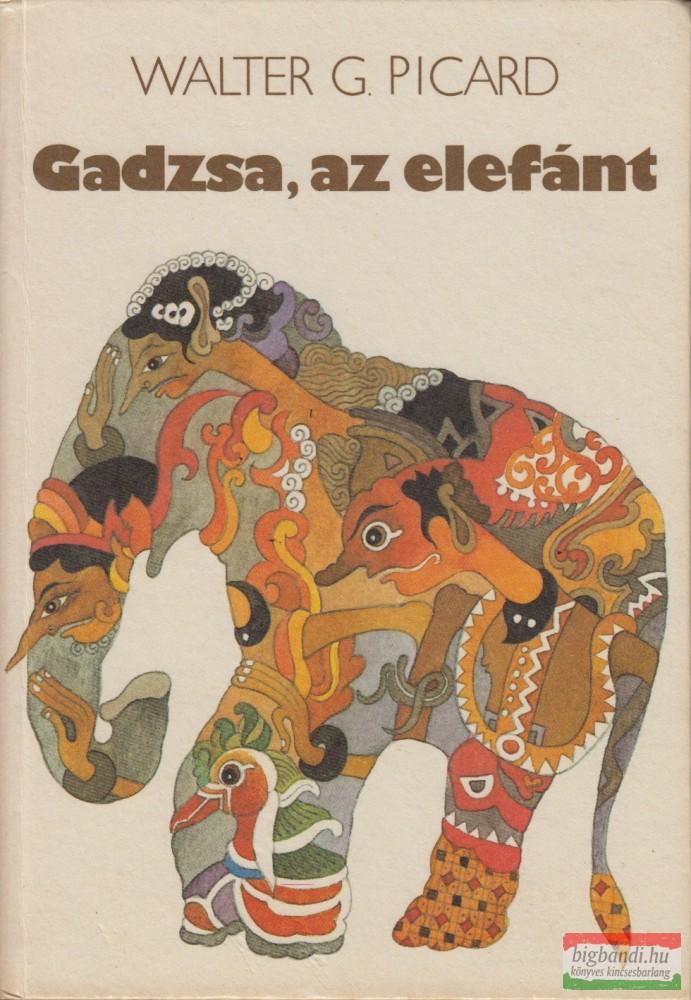 Gadzsa, az elefánt