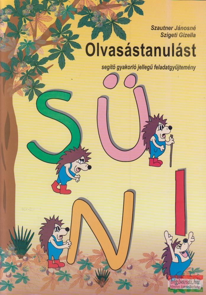 Süni - Olvasástanulást segítő gyakorló jellegű feladatgyűjtemény (1.osztály)