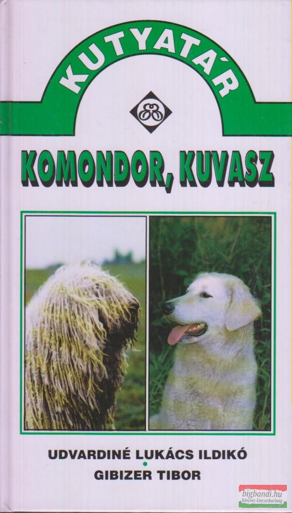 Komondor, kuvasz