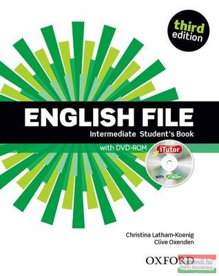 English File 3E Intermediate Student's Book With Itutor