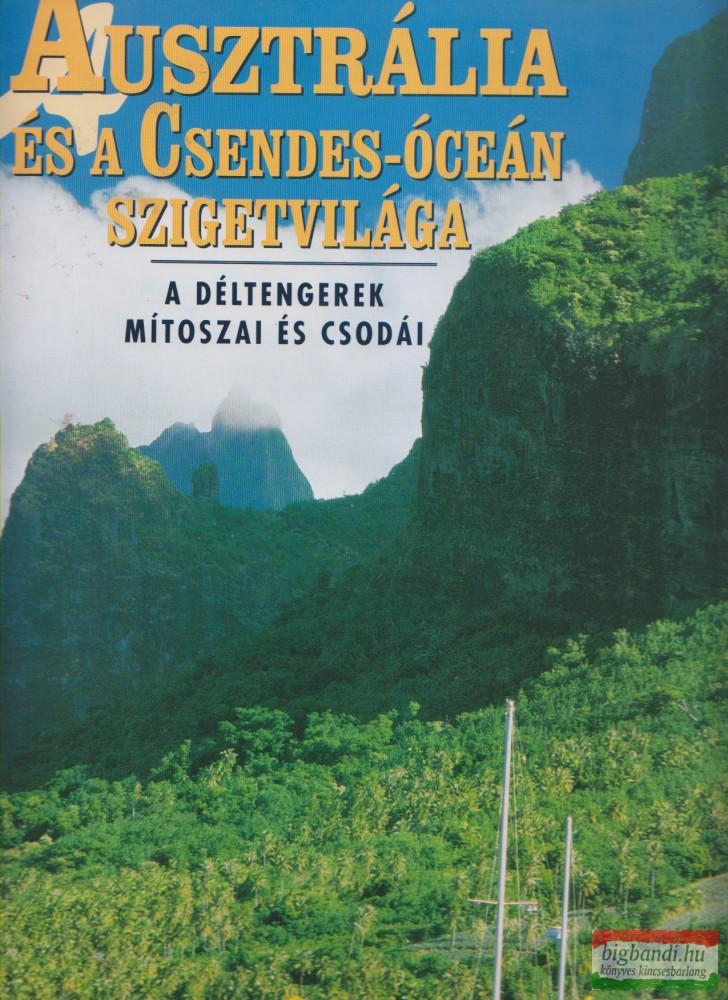 Ausztrália és a Csendes-óceán szigetvilága