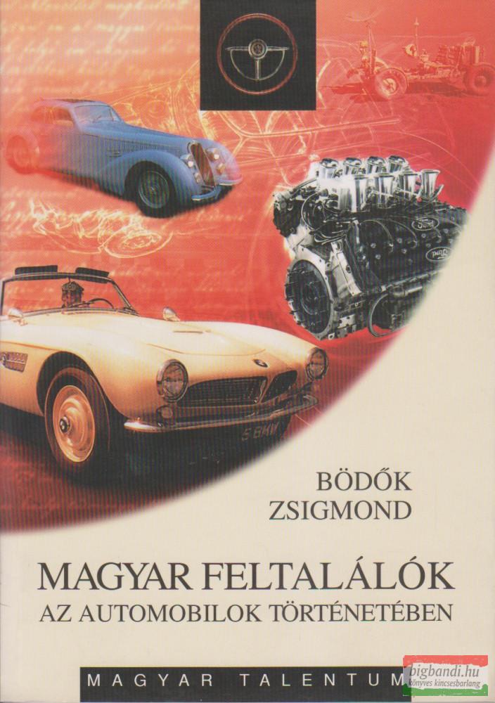 Magyar feltalálók az automobilok történetében