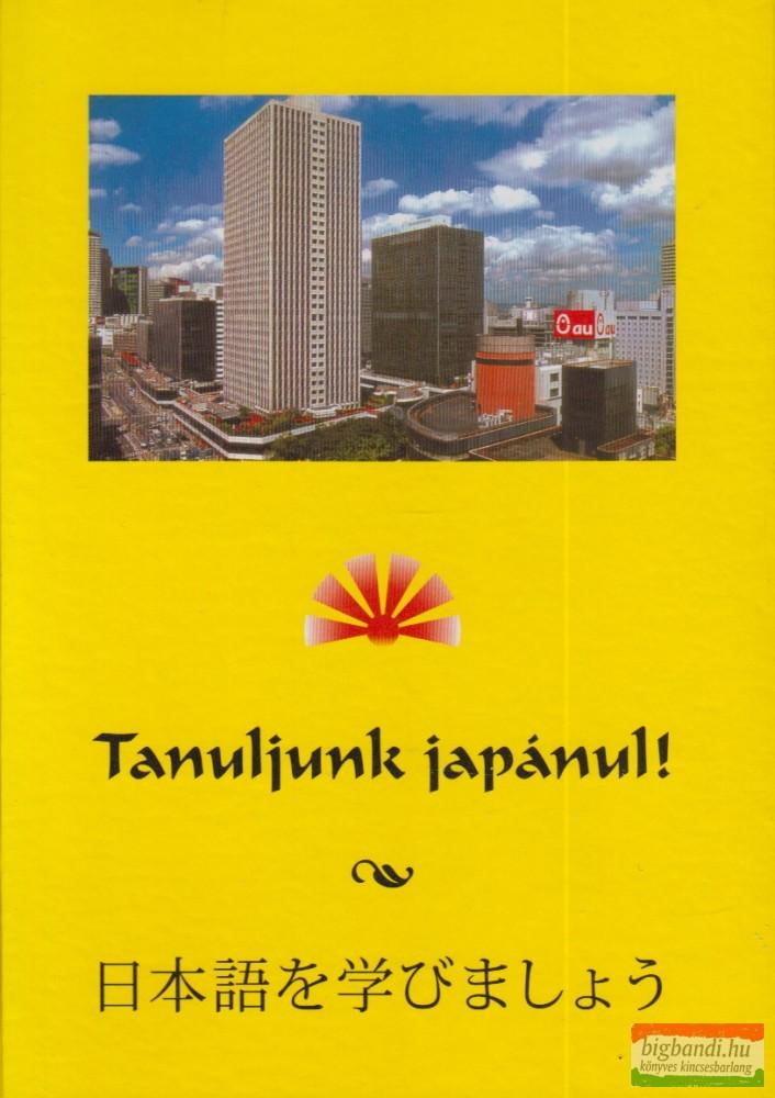 Tanuljunk japánul! + 3 CD
