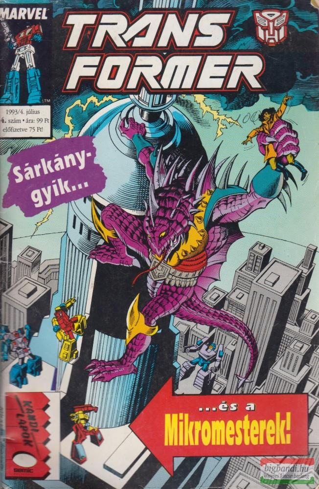 Transformer 1993/4. július