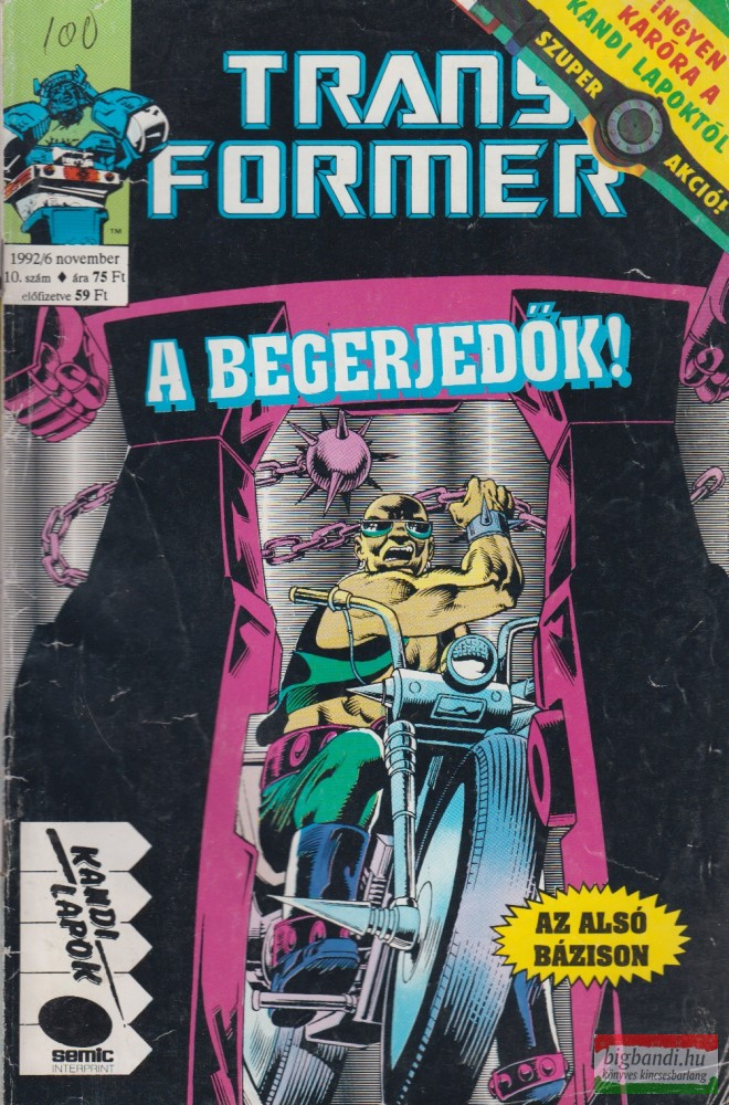 Transformer 1992/6. november