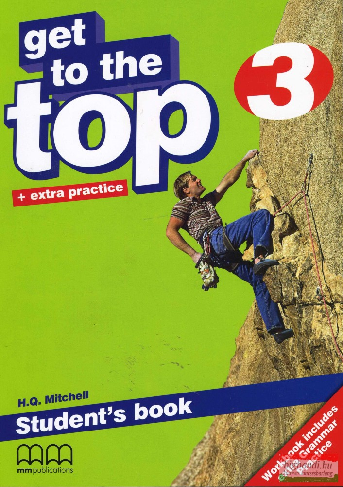 Get to the Top + extra practice 3 Student's Book