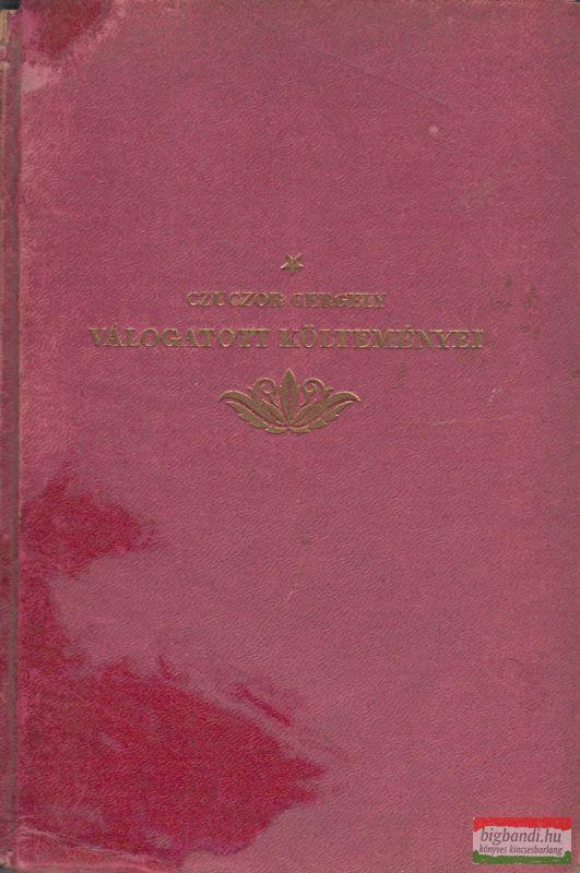 Czuczor Gergely válogatott költeményei