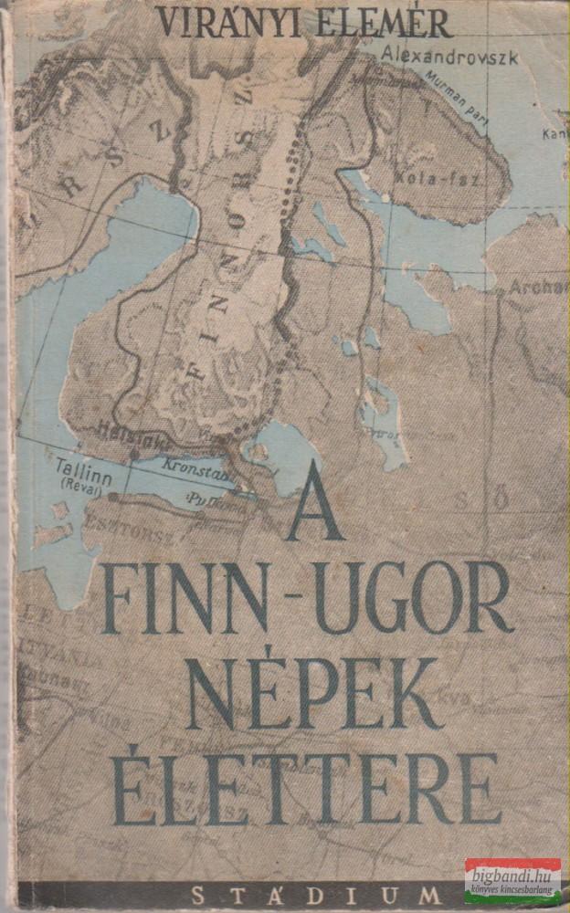 A finn-ugor népek élettere