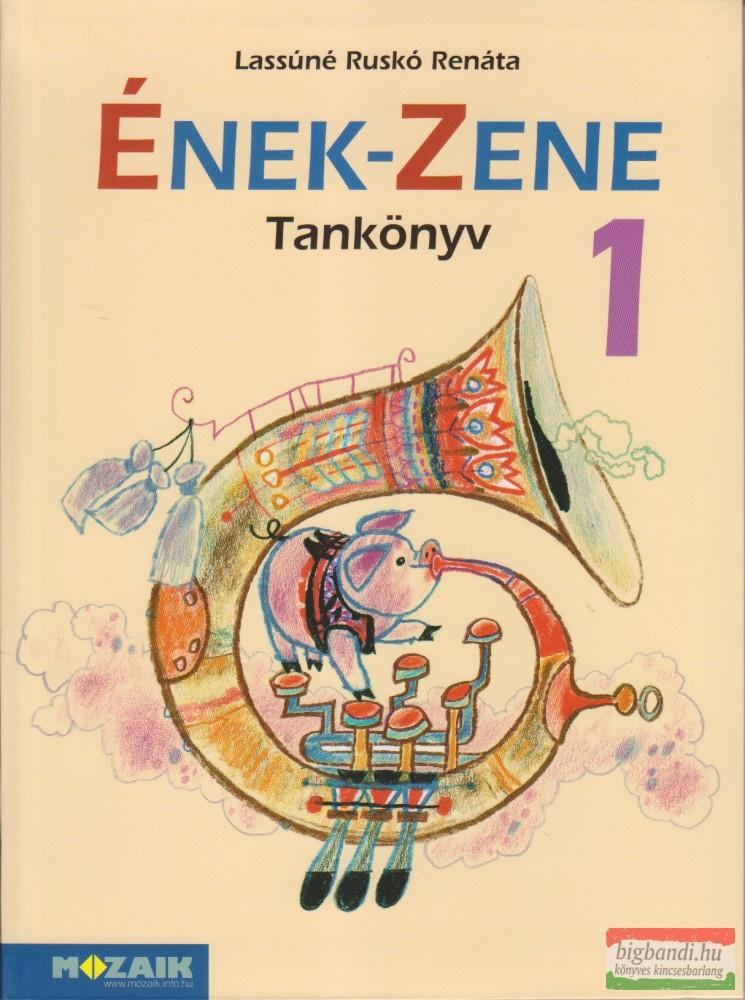 Ének-Zene 1. - Tankönyv