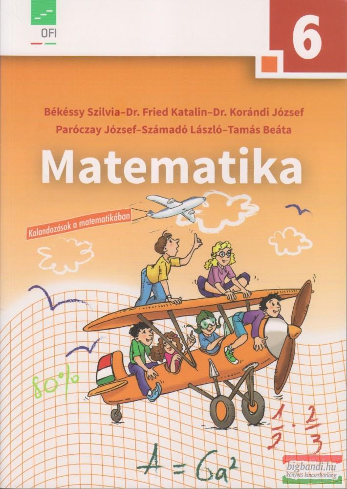 Matematika 6. tankönyv
