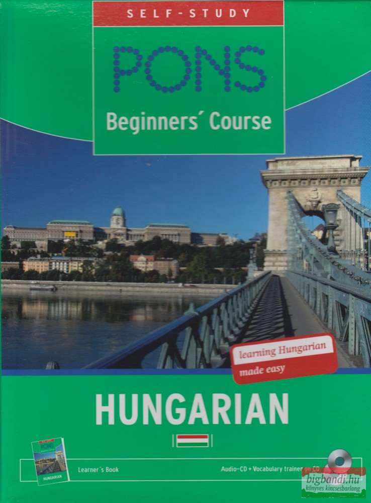 PONS Beginners' Course - Hungarian (+ 2 CD)