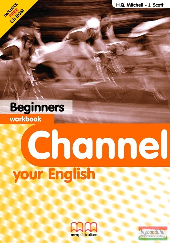Channel your English Beginners Workbook (incl. CD-ROM)