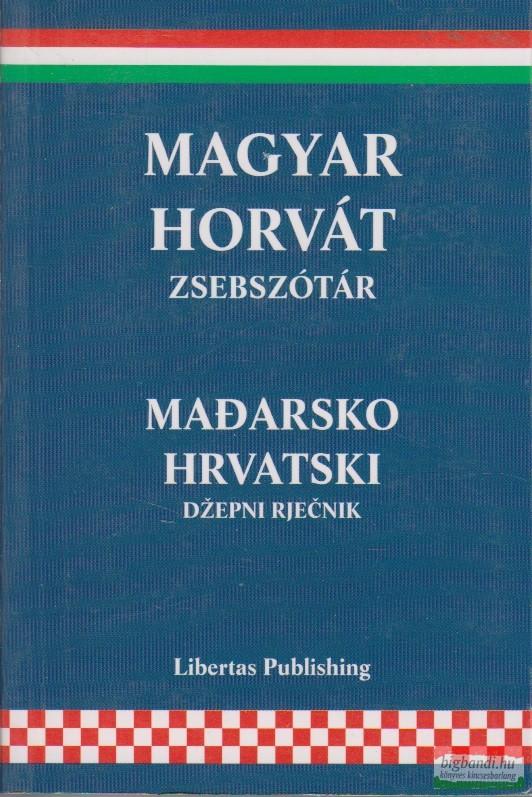 Magyar-horvát zsebszótár