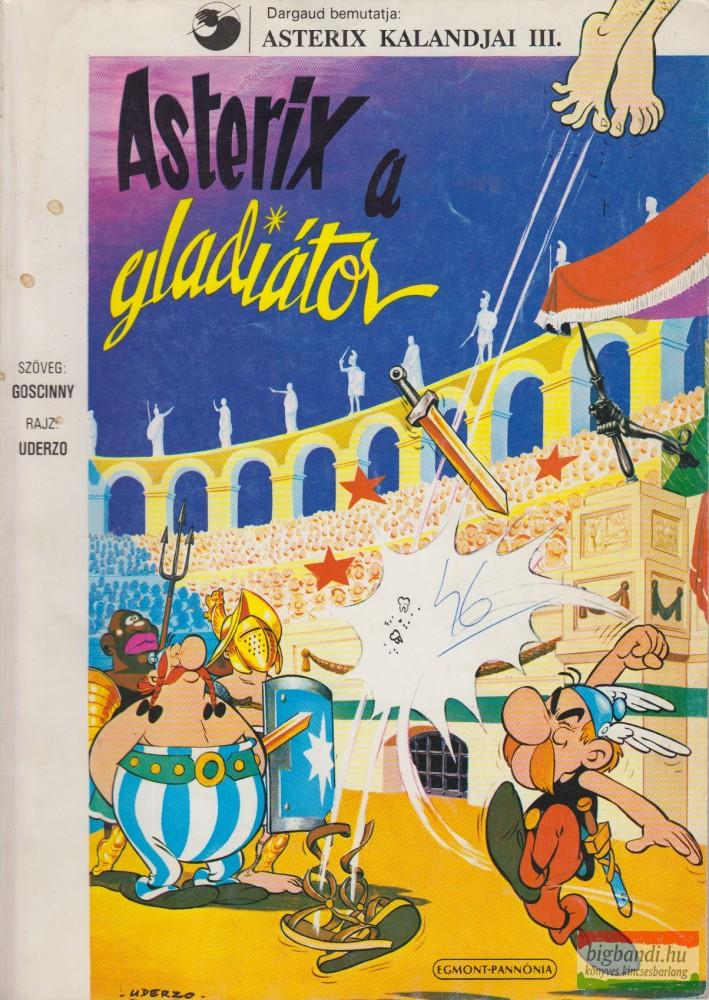 ASTERIX, A GLADIÁTOR