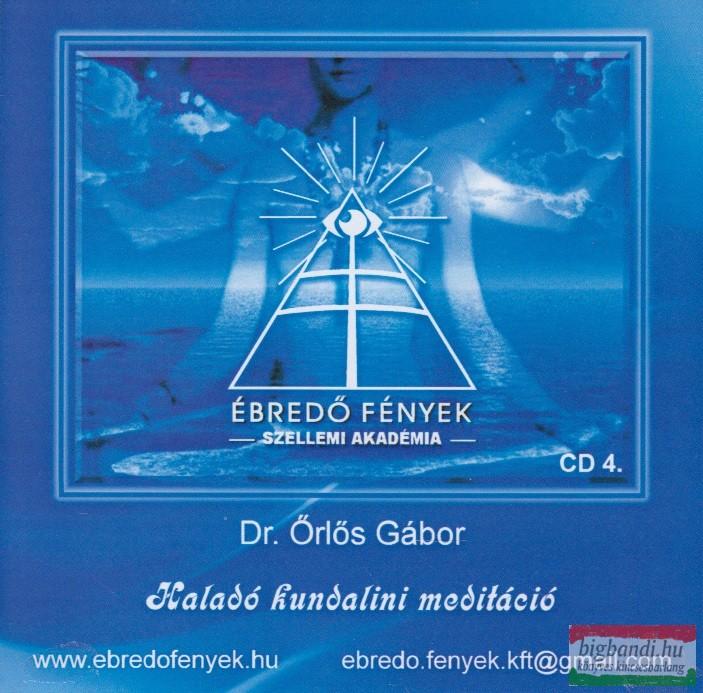 Haladó kundalini meditáció CD