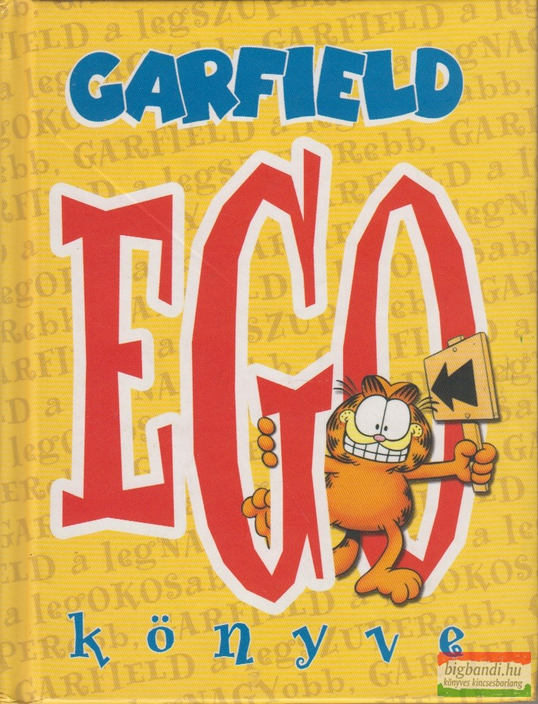 Garfield Ego könyve
