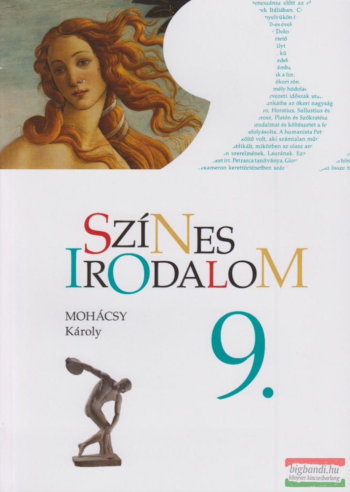 Színes Irodalom 9.