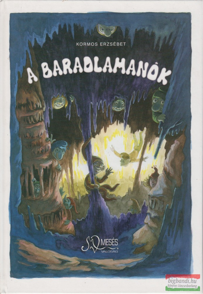 A Baradlamanók