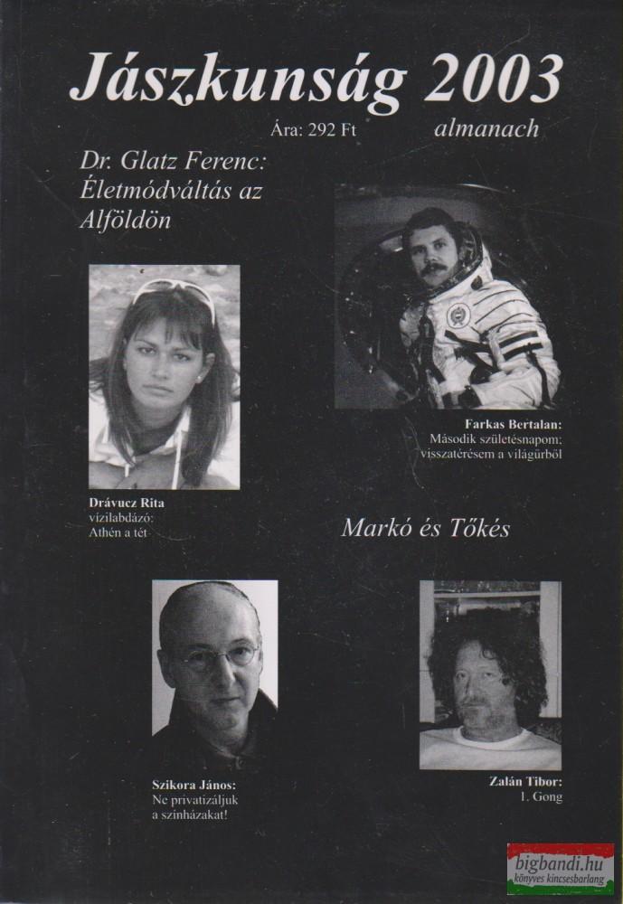 Jászkunság almanach 2003