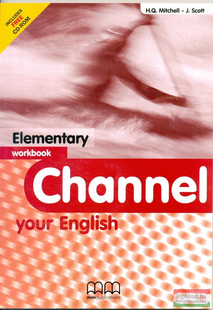 Channel your English Elementary Workbook (incl. CD-ROM)