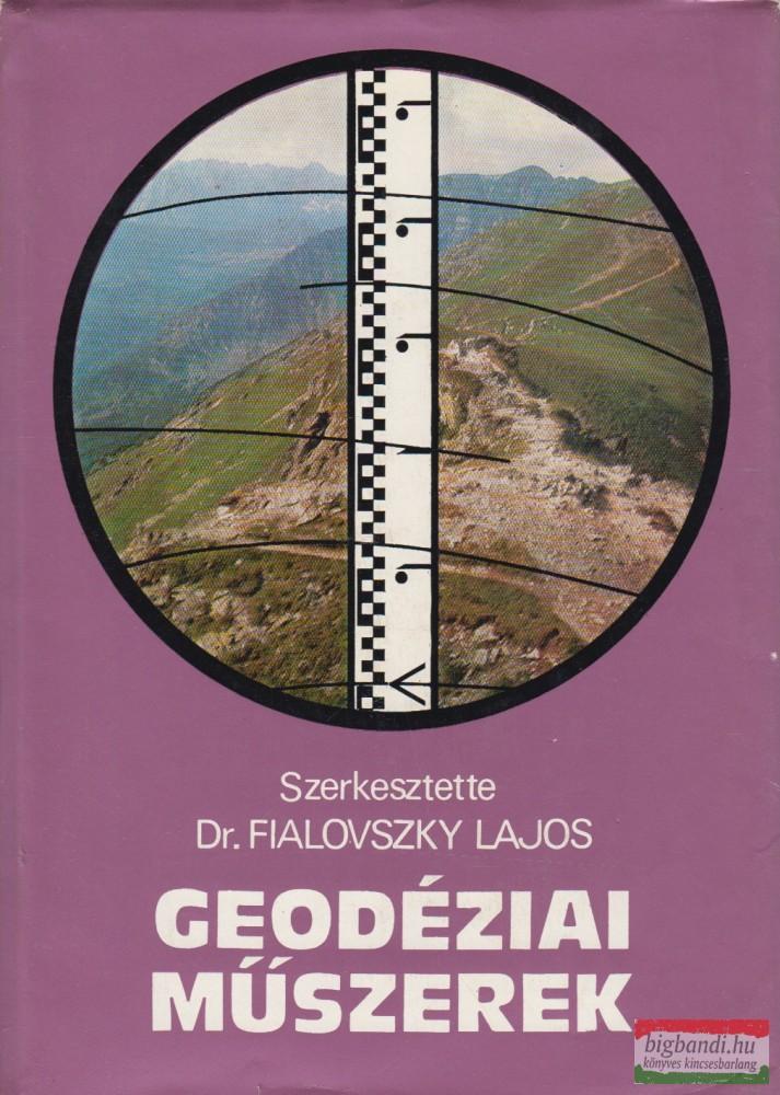 Geodéziai műszerek
