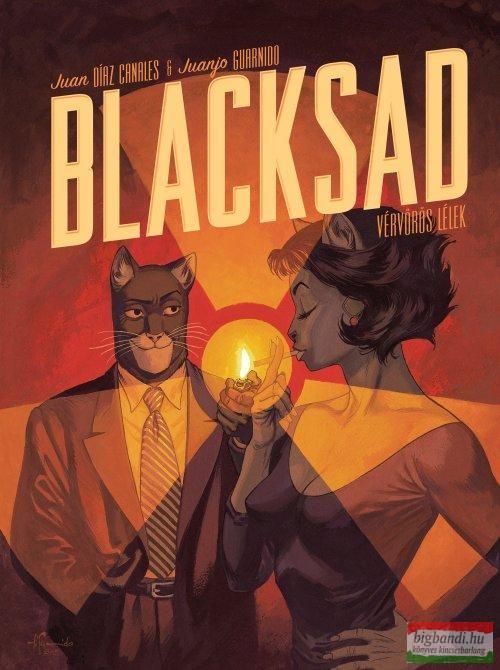 Blacksad 3.