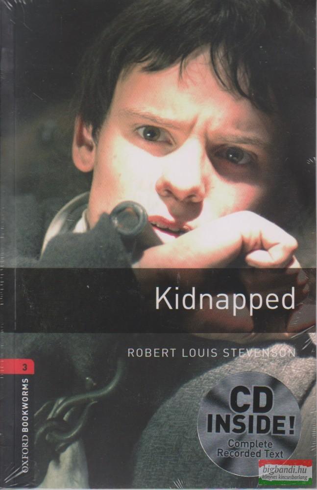 Kidnapped CD melléklettel