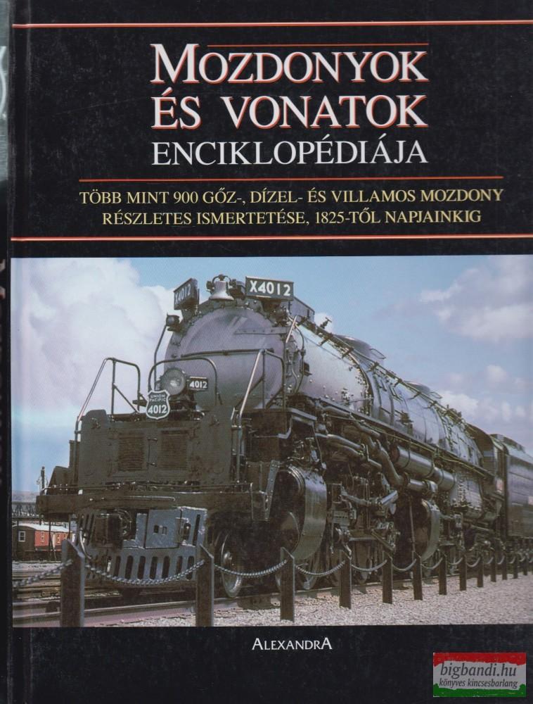 Mozdonyok és vonatok enciklopédiája