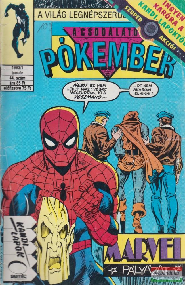 A Csodálatos Pókember 1993/1. január