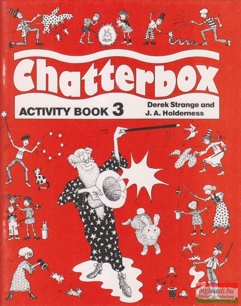Chatterbox 3. Pupil's Book
