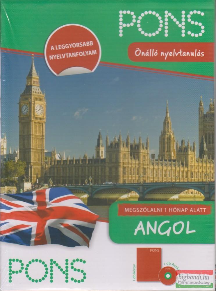 Pons - megszólalni 1 hónap alatt Angol